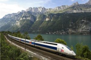 InterRail Pass TGV