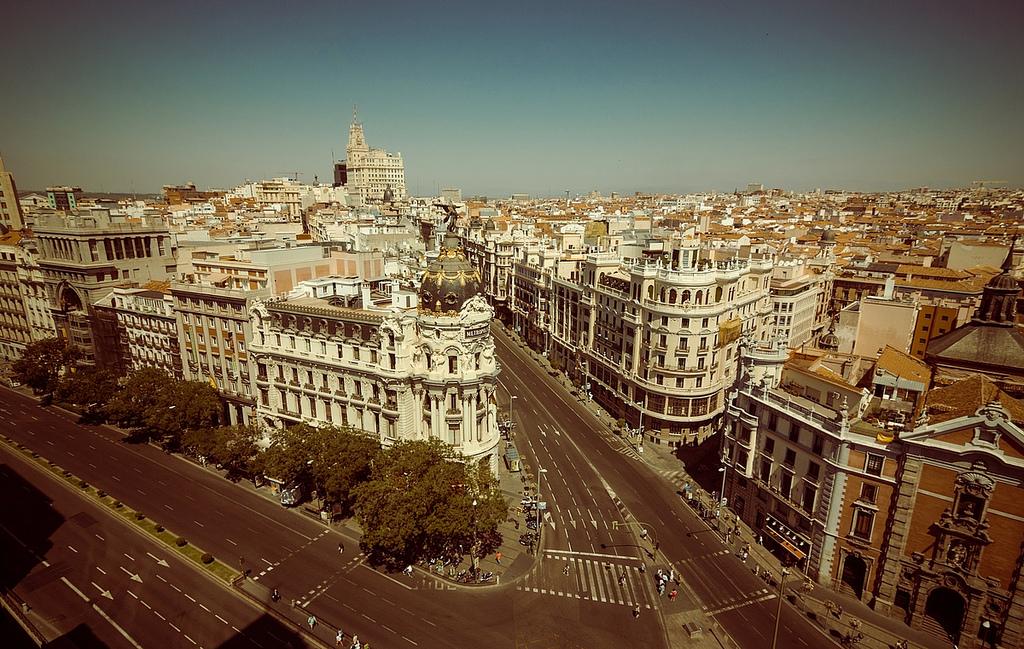 Trenes En Madrid
