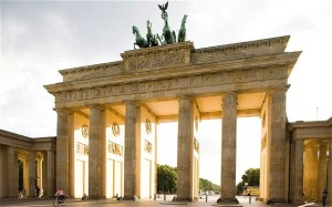 Puerta de Brandeburgo, Berlin
