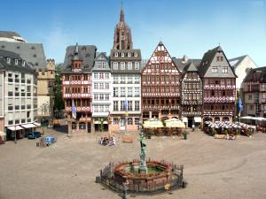 Römer (centro histórico), Frankfurt