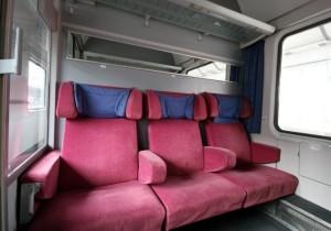 InterCity (IC), Compartimento de 6
