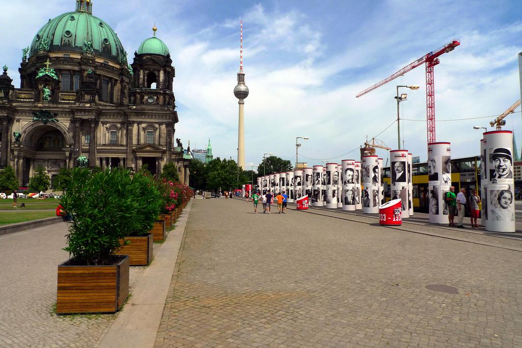 Trenes En Berlín