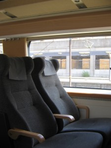 X2000 sueco, 2da Clase