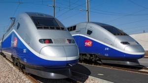 Nuevos TGV Francia-España  Paris-Barcelona