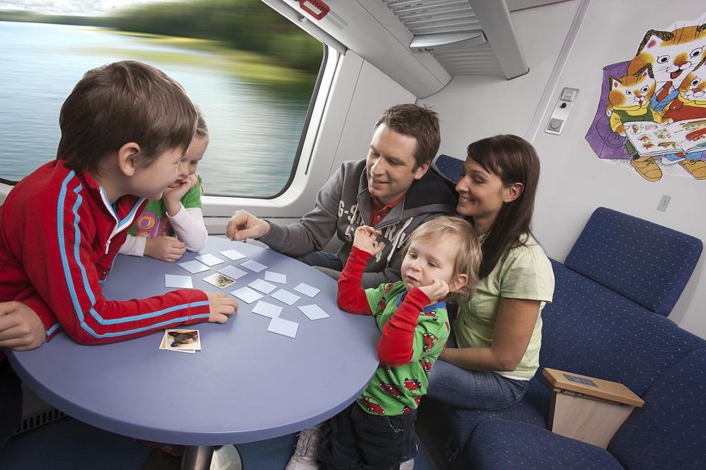 Qué Empacar Para Viajar con Niños