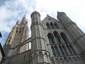 Iglesia de Nuestra Señora (Onze Lieve Vrouwekerk)