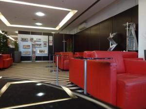 DB Lounge Hamburgo