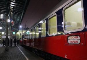 Paris-Moscow Express