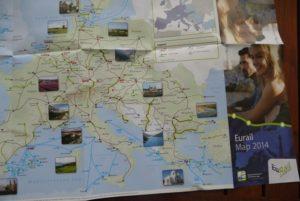 eurail-map-distances