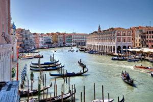 Hotel Ca 'Sagredo desde el canal