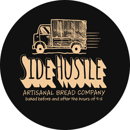 Side Hustle Bread Company Logo