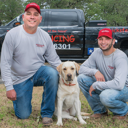 Central Texas Fence Installation and Repairs