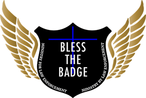 BLESS THE BADGE Logo