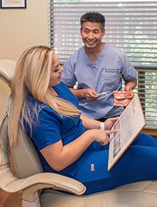 Dentist in Georgetown