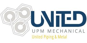 UPM Logo - Piping and Metal Full Color