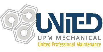 UPM Logo - Professional Maintence Full Color