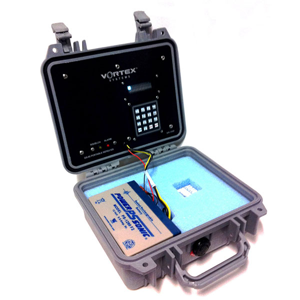 GS-60 Portable Repeater for underground sensors