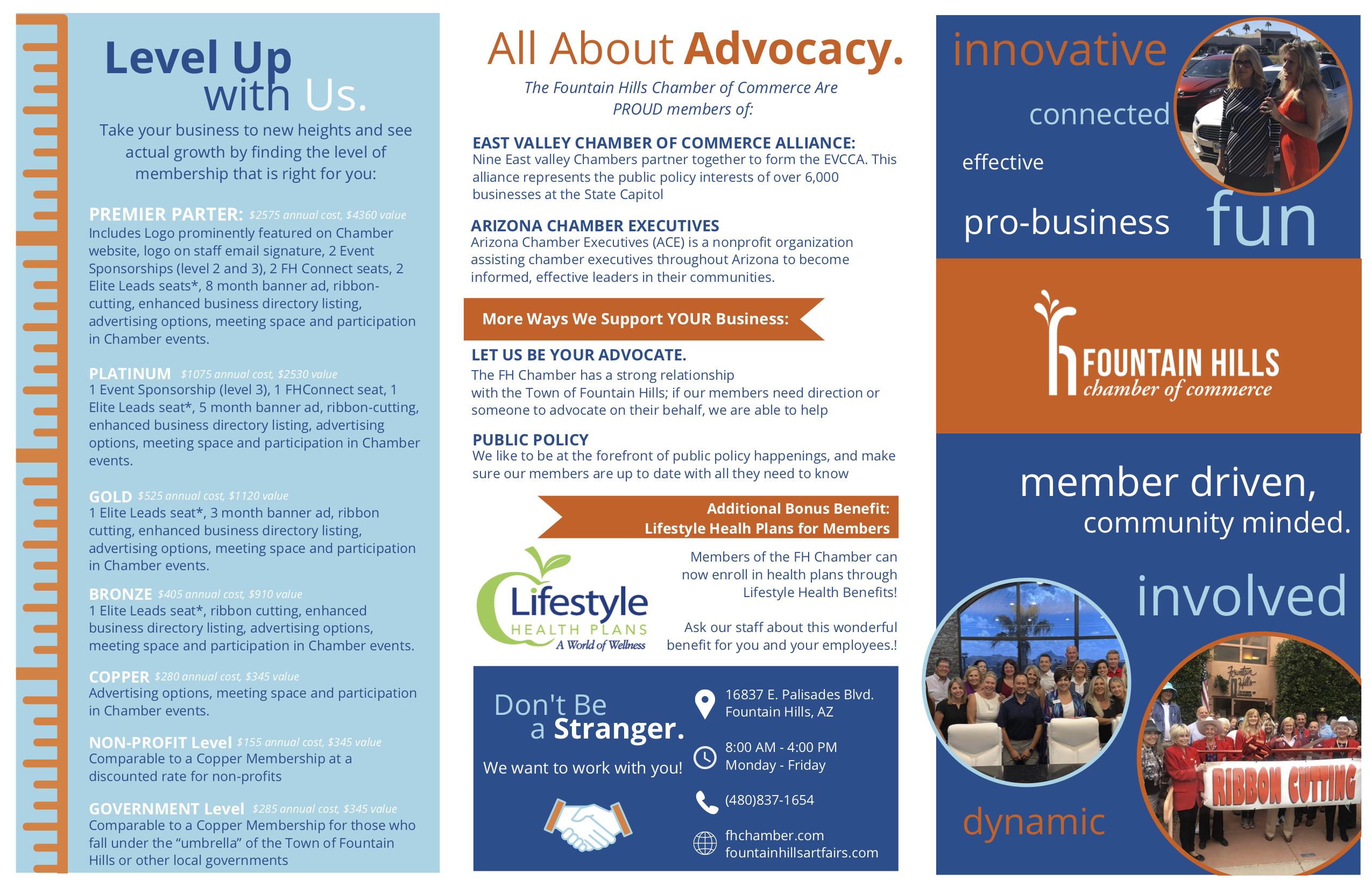 Membership Brochure1