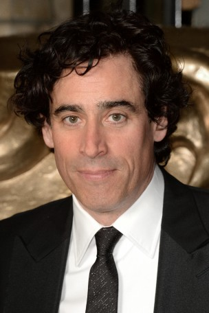 LONDON, ENGLAND - APRIL 26:  Stephen Mangan arrives for the BAFTA TV Craft Awards, at The Brewery on April 26, 2015 in London, England.  (Photo by Dave J Hogan/Getty Images)