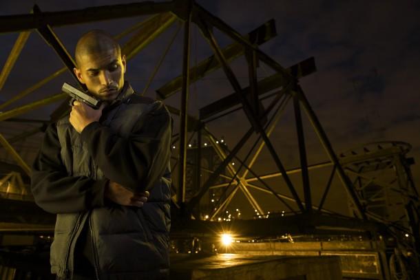 THE STRAIN -- Pictured: Miguel Gomez as Augustin Elizade.  CR. Robert Sebree/FX
