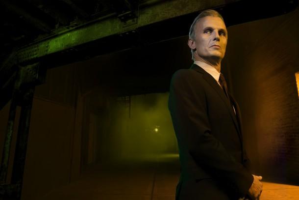 THE STRAIN -- Pictured: Richard Sammel as Thomas Eichhorst. CR. Robert Sebree/FX
