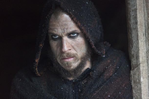 Gustaf Skarsgård as Floki, cr_ Jonathan Hession
