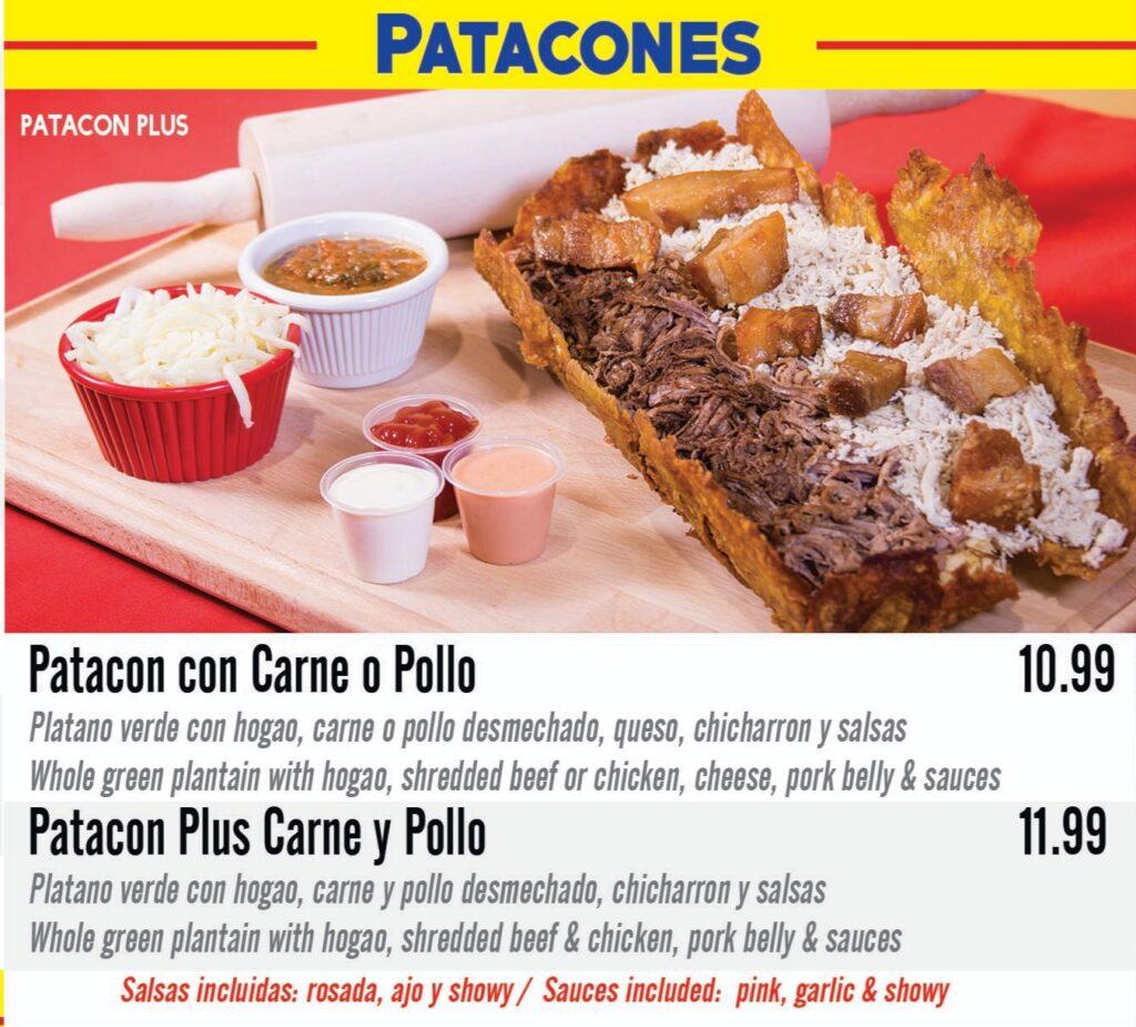 Specialties Patacon