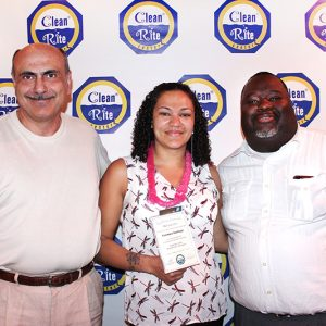 clean rite center awards 2