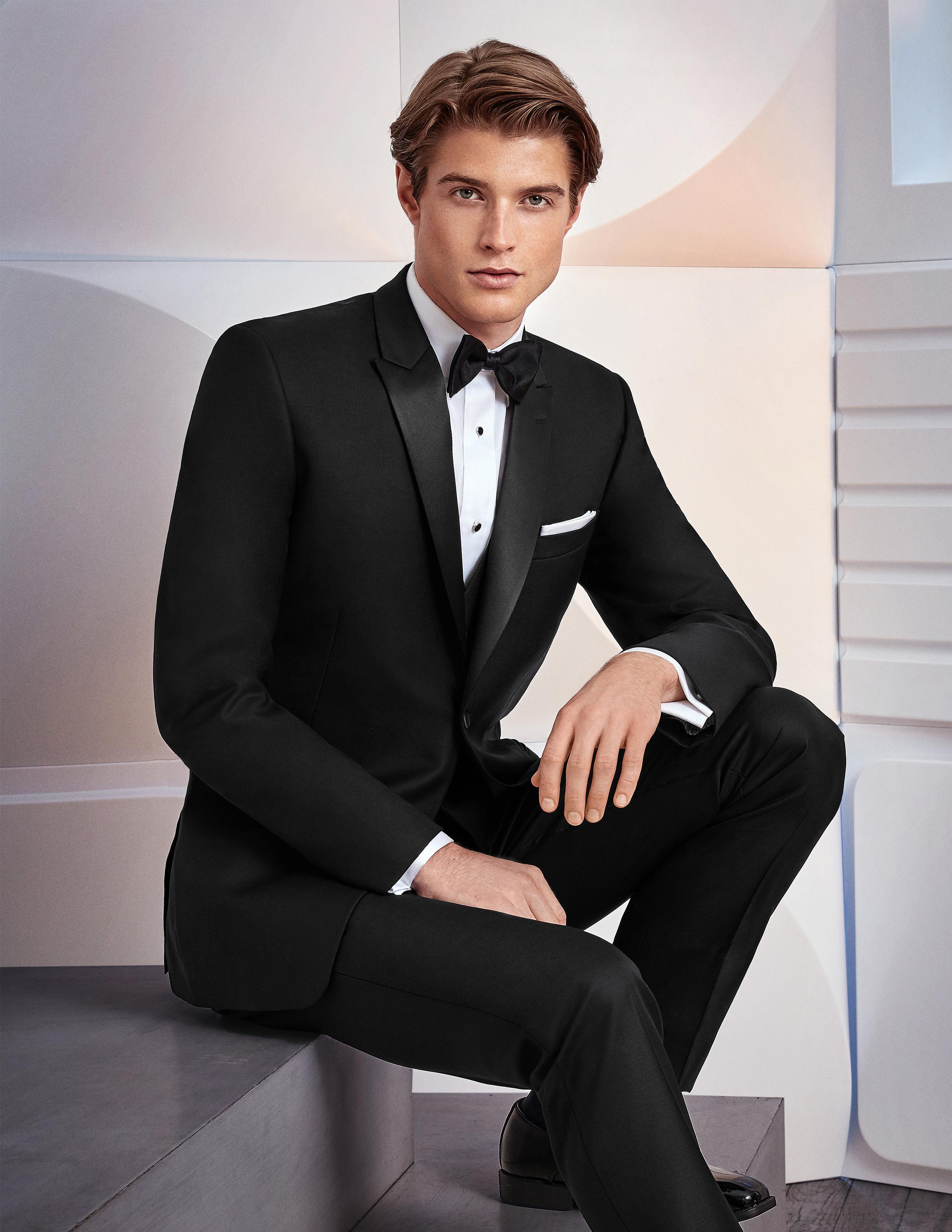 Ike-Behar-Black-Tuxedo-Jackson