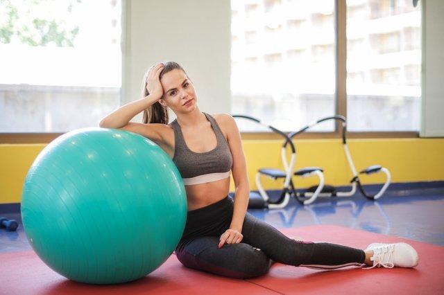Workout, vegan diet, protein