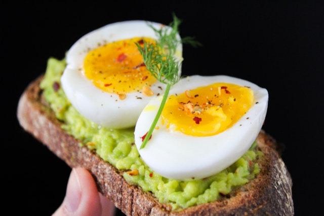 Egg yolk with vitamin D