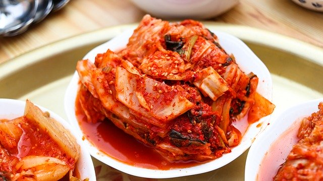 Kimchi, Probiotic food for gut and immunity