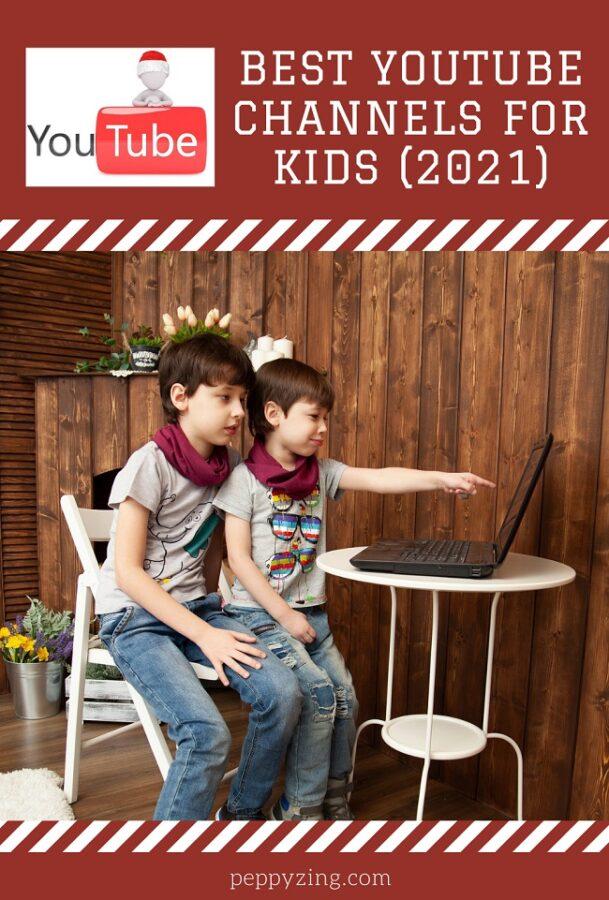 YouTube channels for children