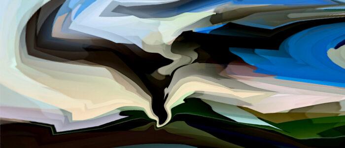 Landscape 12 by John Niemi