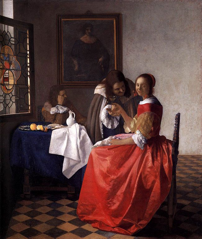 Johannes_Vermeer_-_A_Lady_and_Two_Gentlemen_-_WGA24639