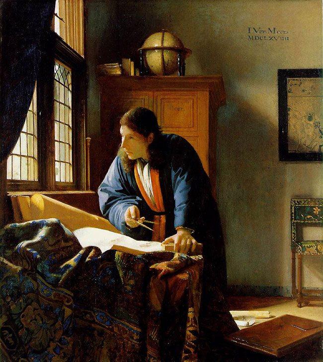 Vermeer-The_Geographer