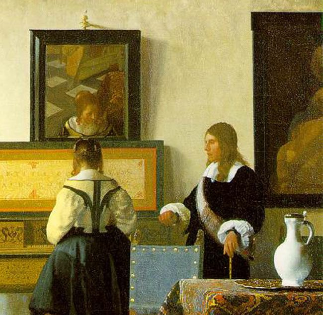 Vermeer-music-lesson-detail