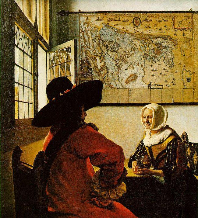 Vermeer-soldier-laughing-girl