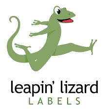 Leapin' Lizard Labels
