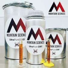 Mountain Sciences