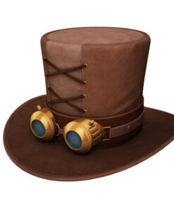 Steampunk Hat 3d model