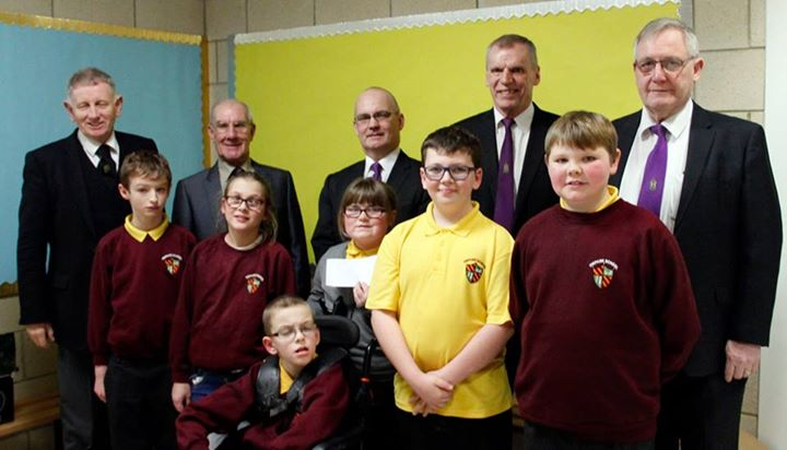 919 Charity Cheque 41215