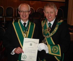 Honorary McCaffer 090115