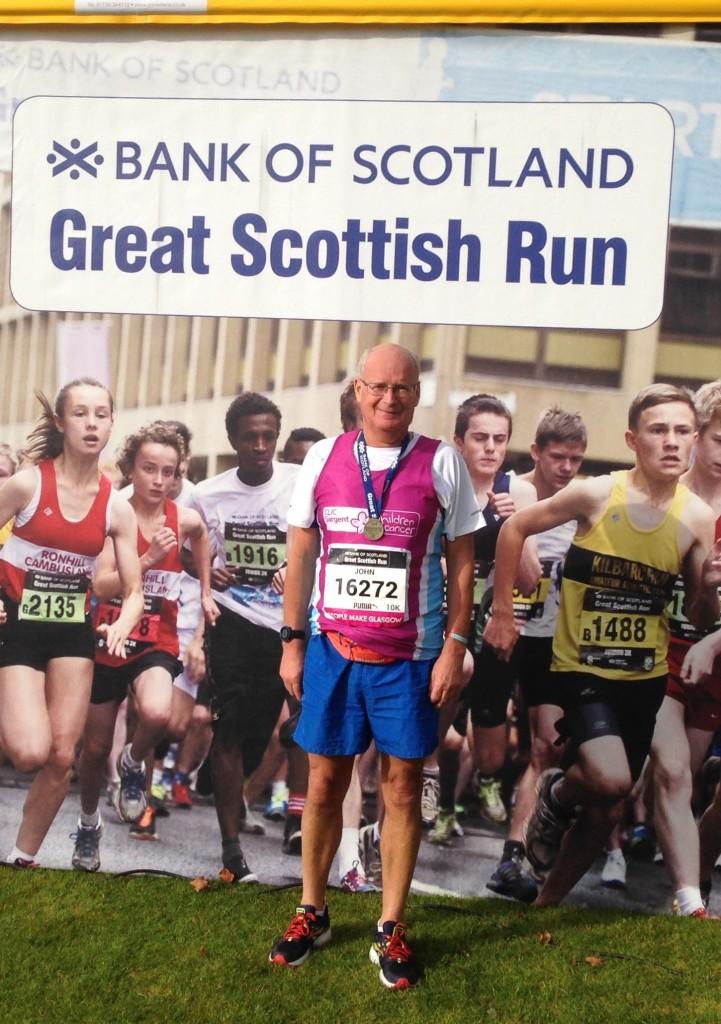 John Muir Great Scottish Run Oct 2015