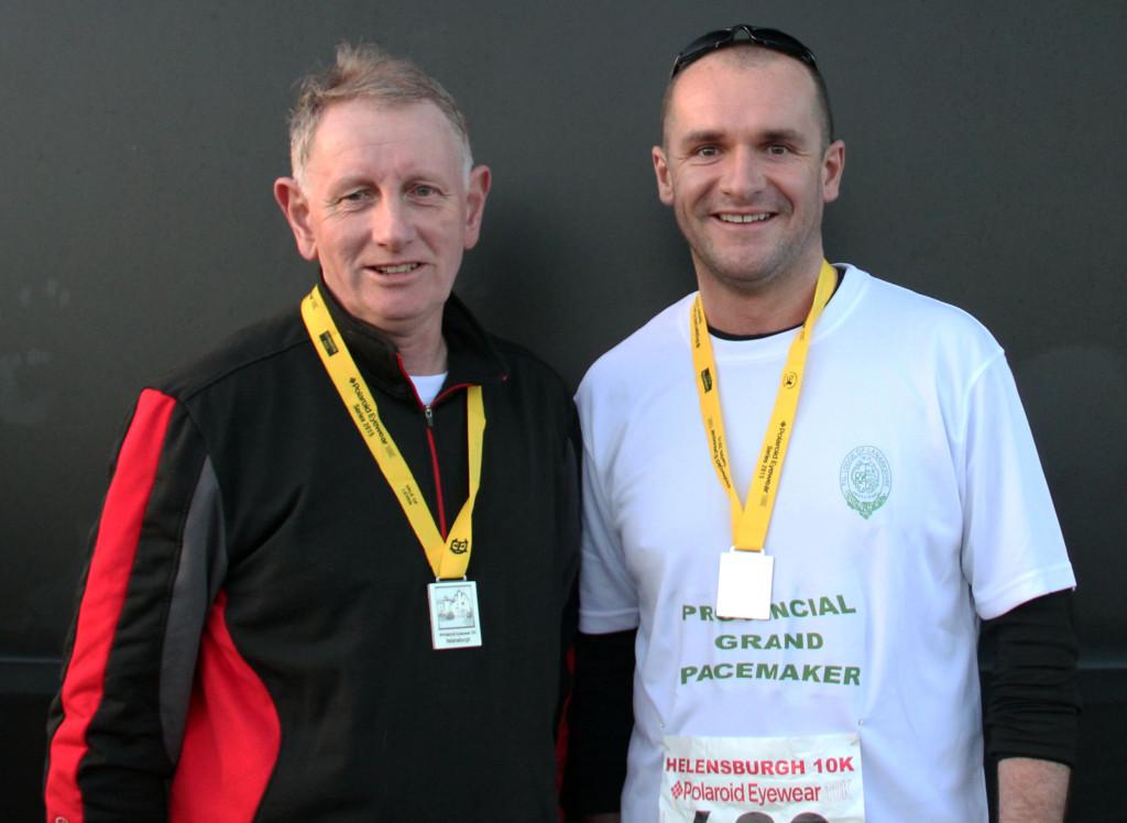 Tom Davidson and John Anderson