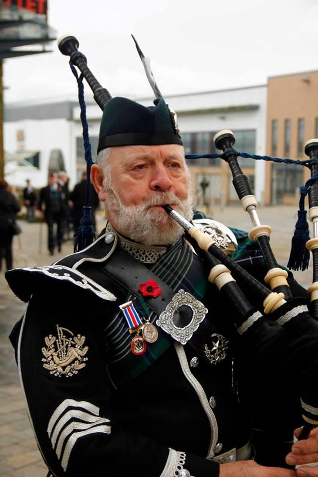 Rememberance Parade 111115
