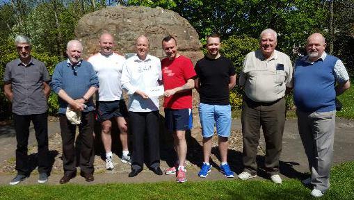 Bothwell Brif Half Marathon 130516