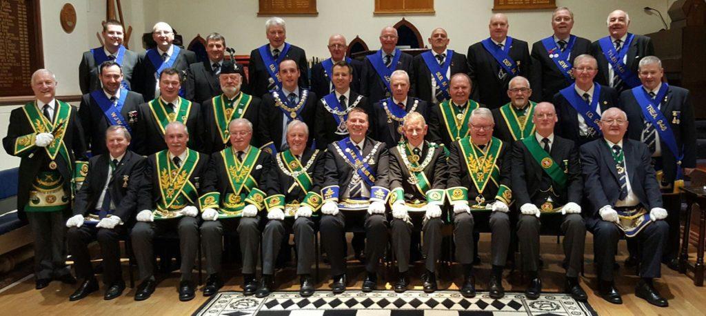 Georg R Kelly Distinguished Membership 120416