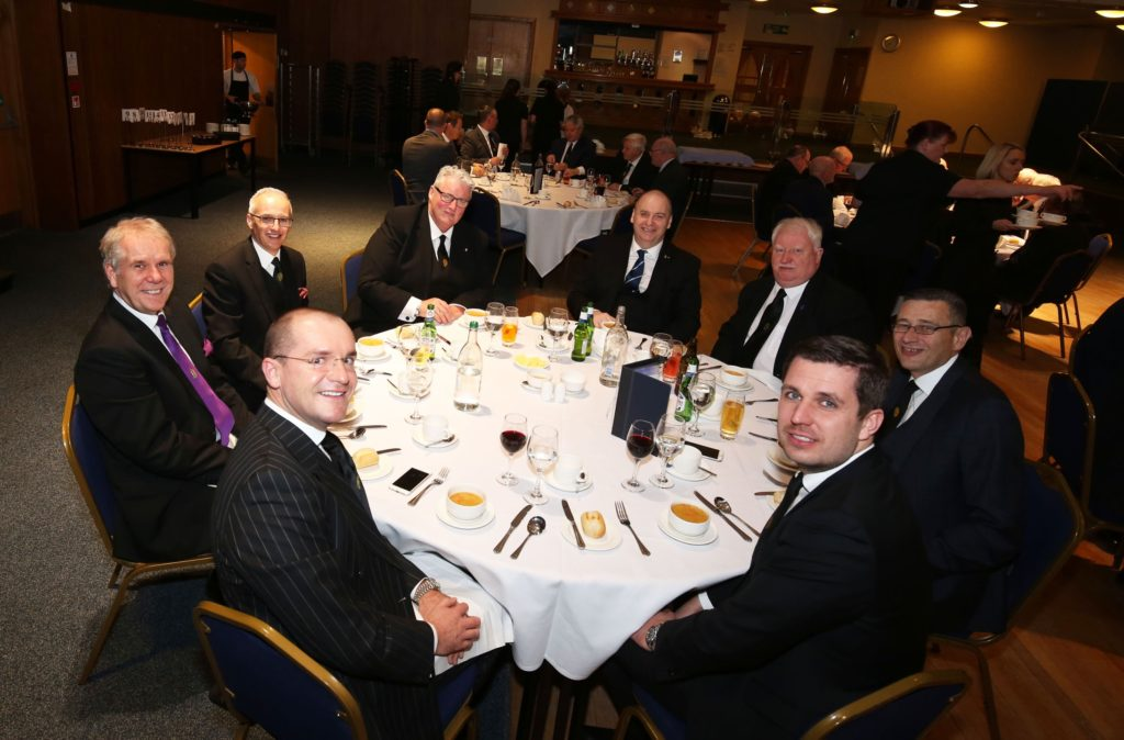 Bicentenary Celebration of the Grand Lodge