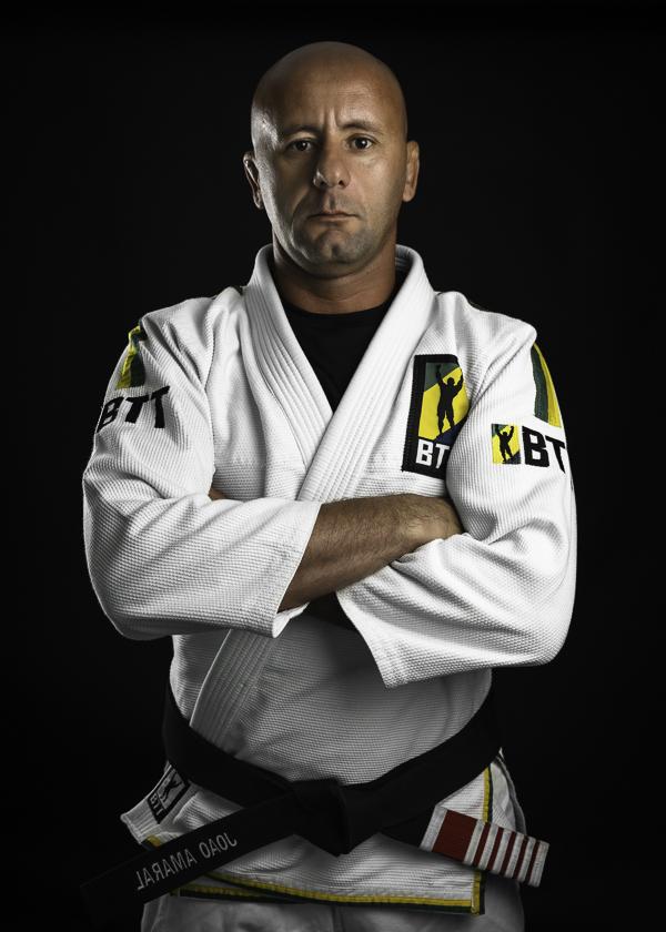Joao Amaral 4th Degree Black Belt